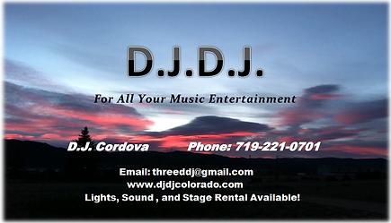 dj services in colorado and colorado wedding dj
