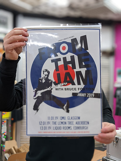 A3 Poster - FromThe Jam