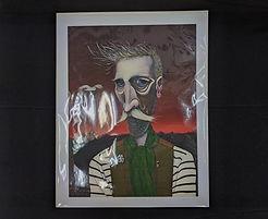 Ross Muir Print at Blitzkrieg Shop