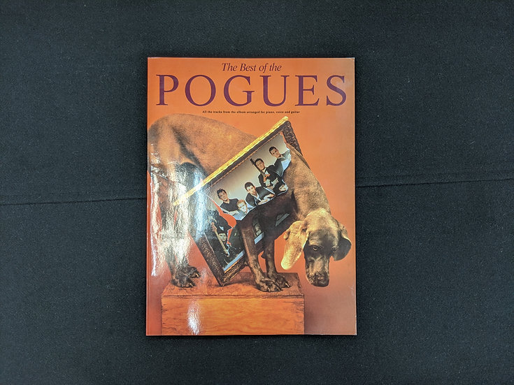 The Pogues - Songbook - The Best of the Pogues