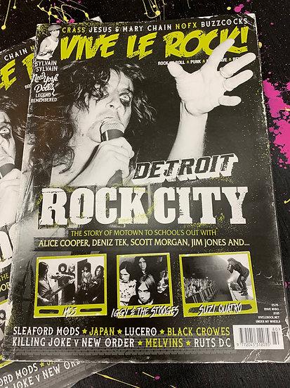 Vive Le Rock Issue 80