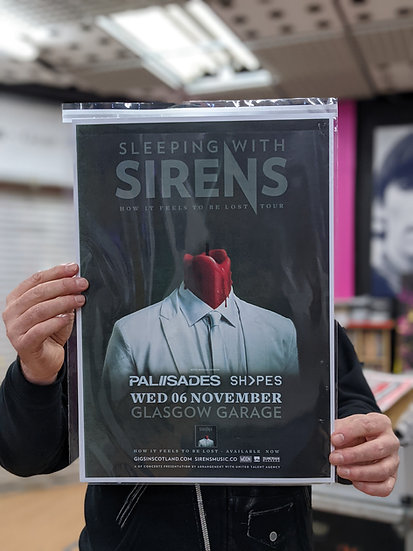 A3 Poster - Sleeping with Sirens