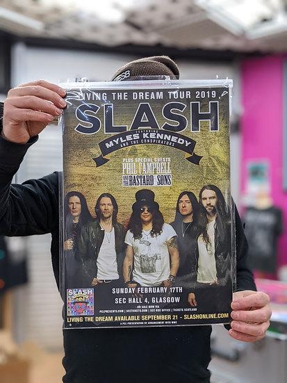 A3 Poster - Slash