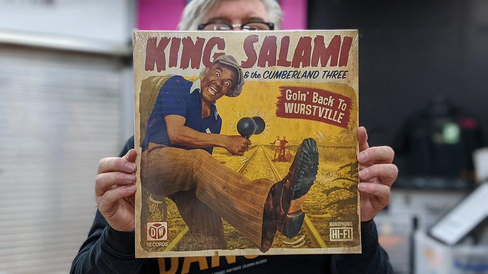 King Salami & The Cumberland Three - Goin' Back to Wurstville