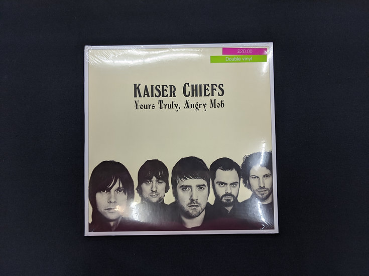 Kaiser Chiefs - Yours Truly, Angry Mob - Vinyl