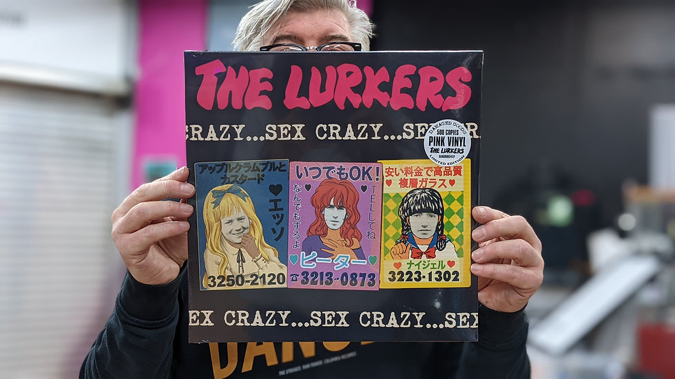 The Lurkers - Sex Crazy