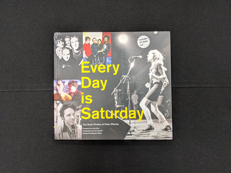 Every day is Saturday: The Rock Photos of peter Ellenby