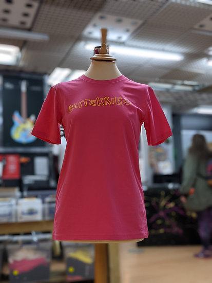 Pink Blitzkrieg T-Shirt