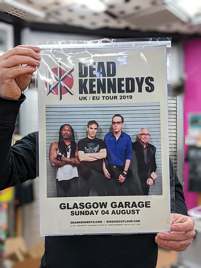 A3 Poster - Dead Kennedys