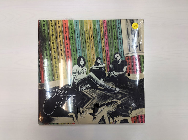 The Cribs - For All My Sister - Vinyl