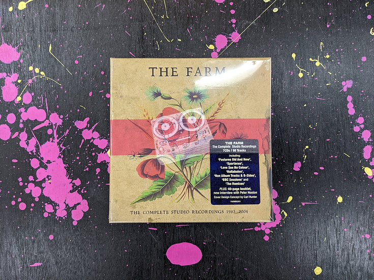 The Farm - The Complete Studio Recordings - 1983-2004