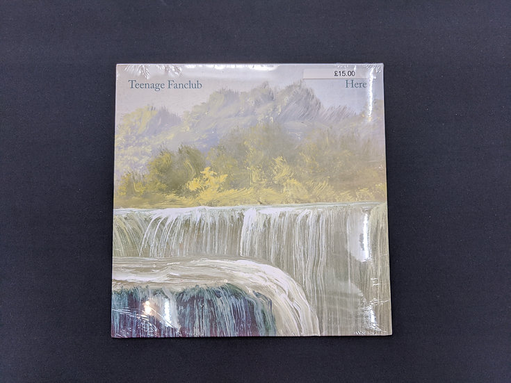 Teenage Fanclub - Here - Vinyl