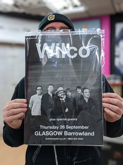 A3 Poster - Wilco