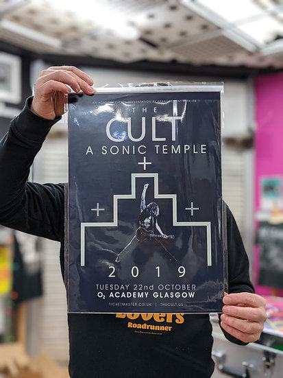 A3 Poster - The Cult