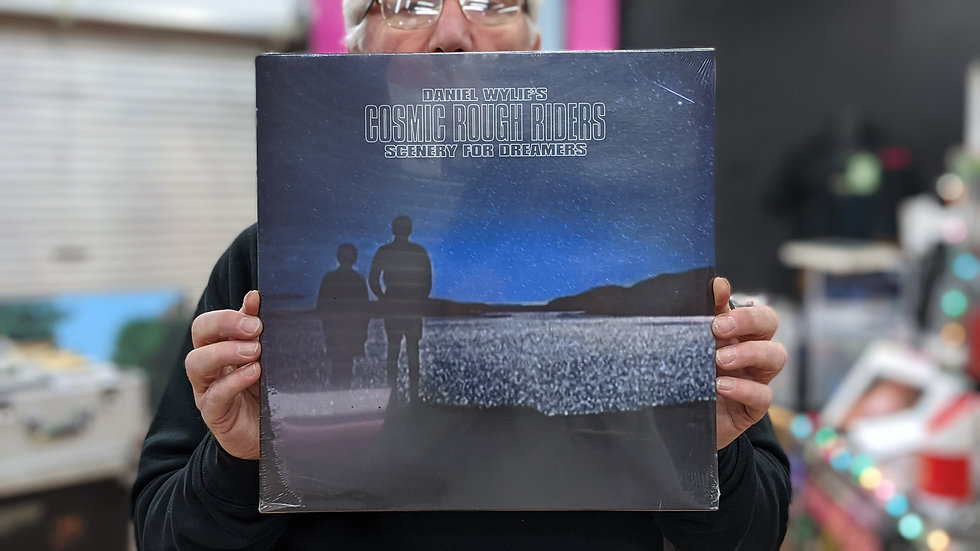 Daniel Wylie's Cosmic Rough Riders - Scenery for Dreamers