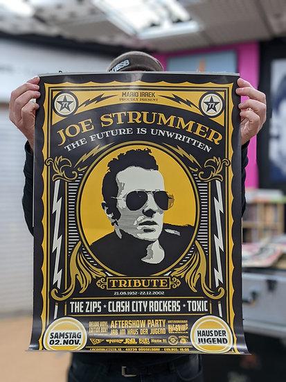 Joe Strummer Poster - A2