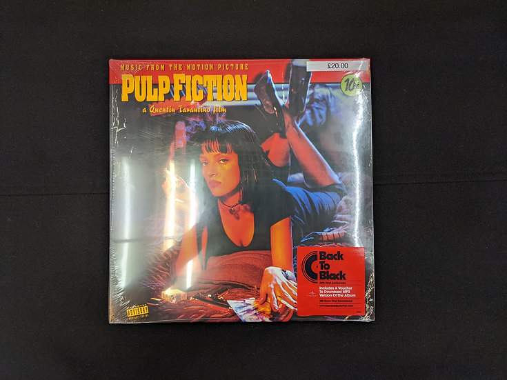 Pulp Fiction (Music From The Motion Picture) - Soundtrack - Compilation Vinyl