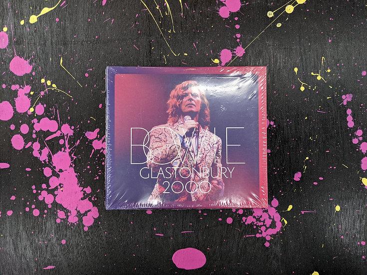 Bowie - Glastonbury 2000