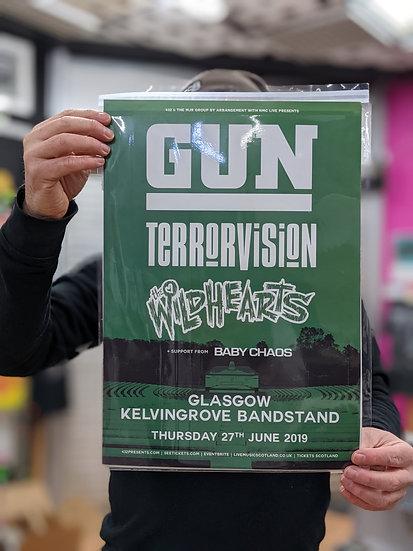 A3 Poster -Gun