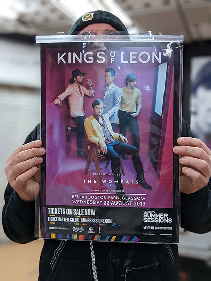 A3 Poster - Kings of Leon