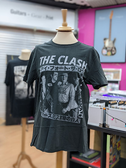 The Clash T-Shirt in Black