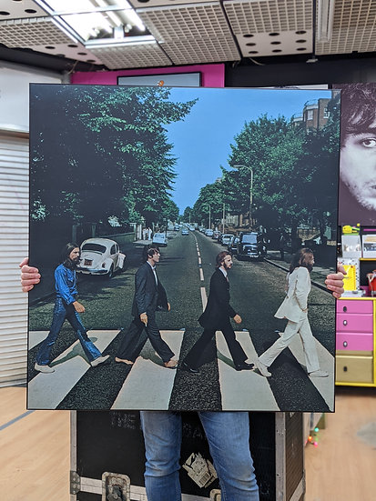 Abbey Road - Block Mounted Print