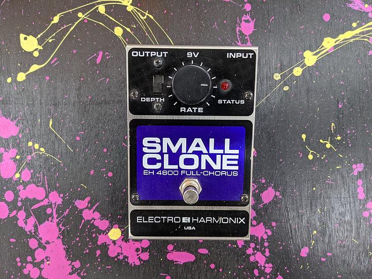 Electro Harmonix Small Clone Chorus Pedal (EHX)