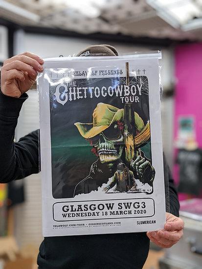 A3 Poster - Ghetto Cowboy