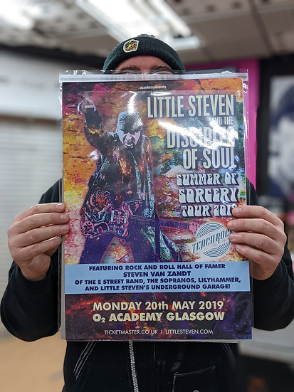 A3 Poster - Little Steven and The Disciples of Soul
