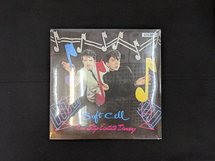 Soft Cell - Non Stop Ecstatic Dancing - Vinyl