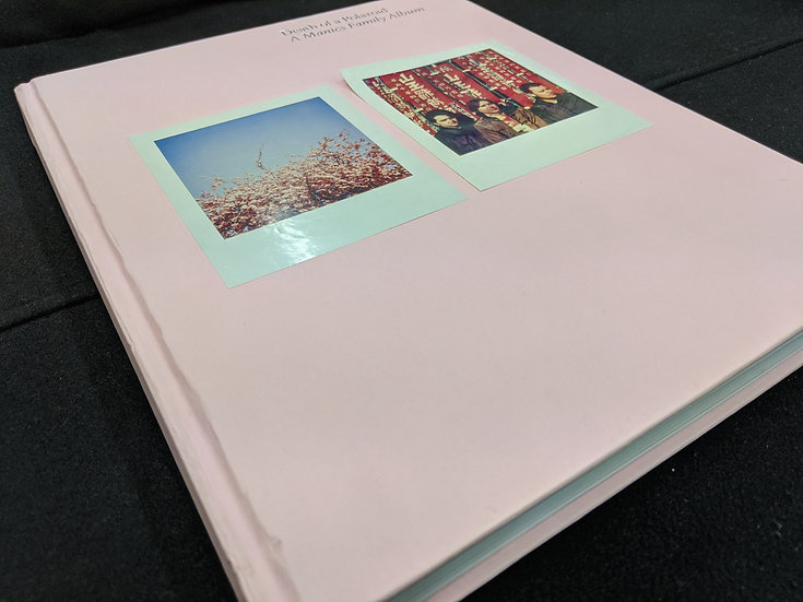 Death of a Polaroid - A Manic's Family Album