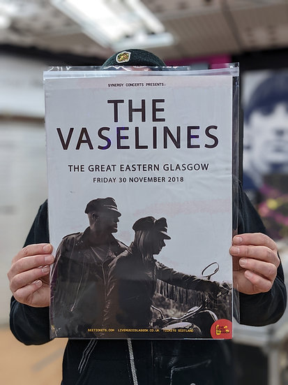 A3 Poster - The Vaselines
