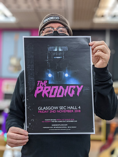 A3 Poster - The Prodigy