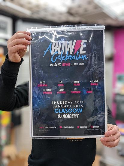 A3 Poster - A Bowie Celebration
