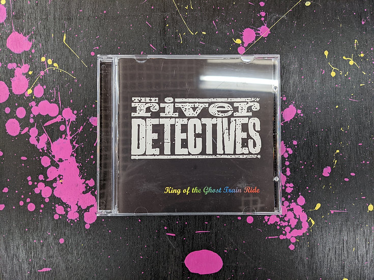 The River Detectives - King Of The Ghost Train Ride