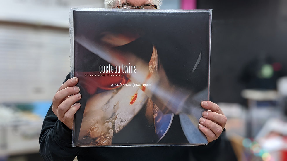 Cocteau Twins - Stars and Topsoil (A collection 1982-1990)