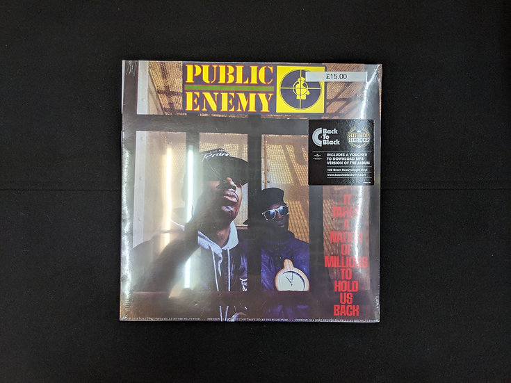 Public Enemy -  It Takes a Nation of Millions to Hold Us Back - Vinyl