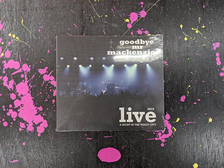 Goodbye Mr Mackenzie - 2019 Live