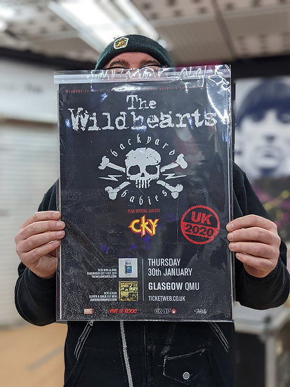 A3 Poster - The Wildhearts