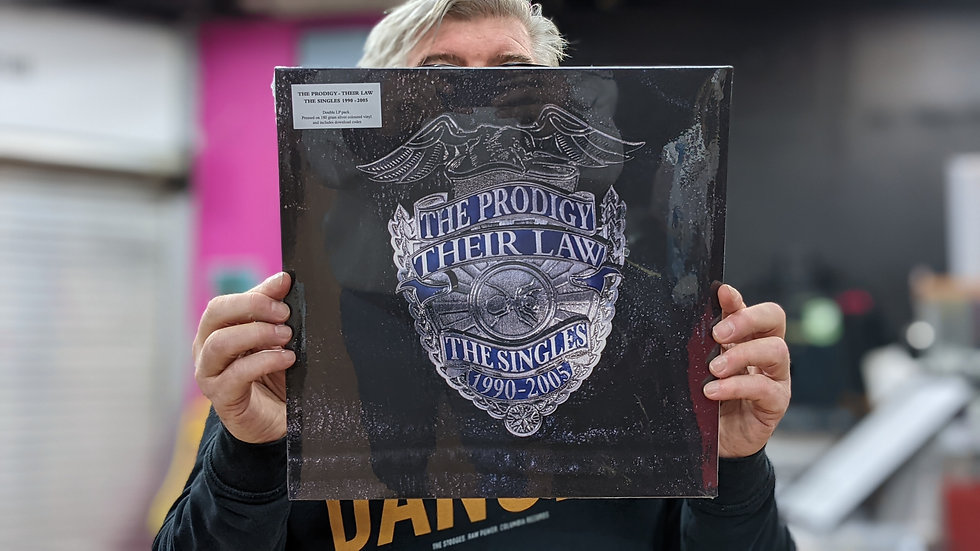 The Prodigy - Their Law (The Singles 1990-2005)