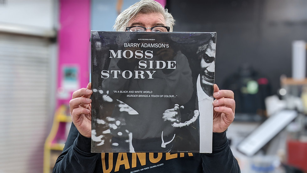 Barry Adamson - Moss Side Story