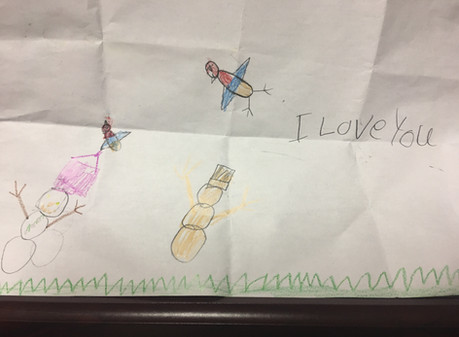 Calvary Love: Kids and Houseparents