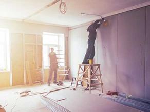 Por que construir com paredes drywall