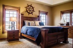 Naval Bedroom