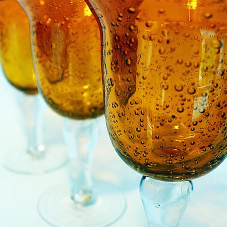 古硝子、ミルクガラスなどのコンディション用語