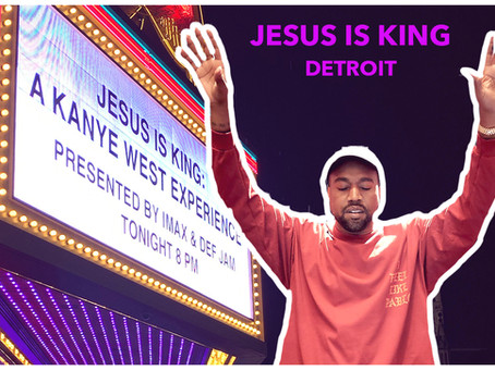 Kanye West Sunday Service and Jesus Is King Listening Party.