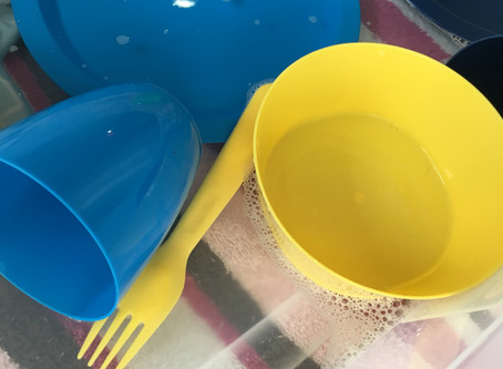 Dishes for play