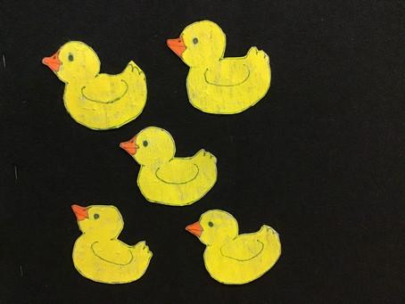 How Does The 5 Little Ducks Song Teach Math?