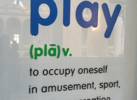 Children's work is play!