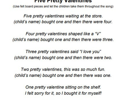 5 Simple Valentine Activities To Do With Your Kids